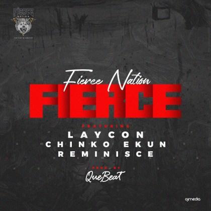 Laycon Ft. Chinko Ekun & Reminisce – Fierce (Video)