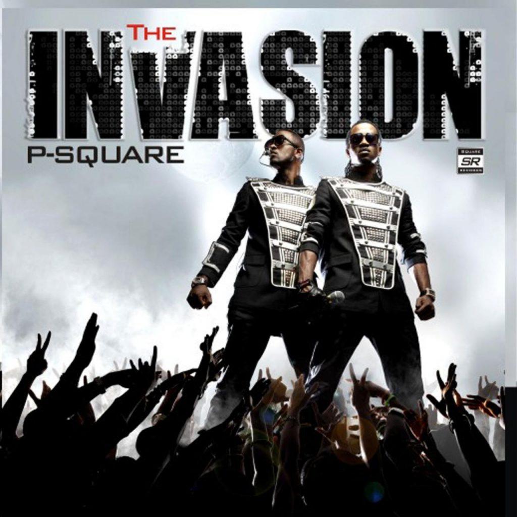 P Square - The Invasion Album