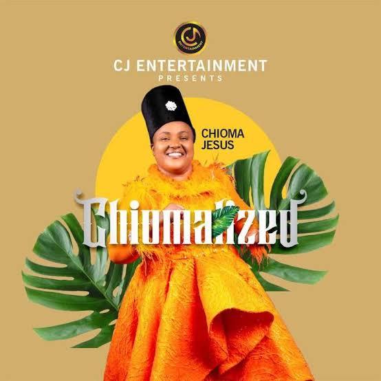 Chioma Jesus - Chiomalized (Album)