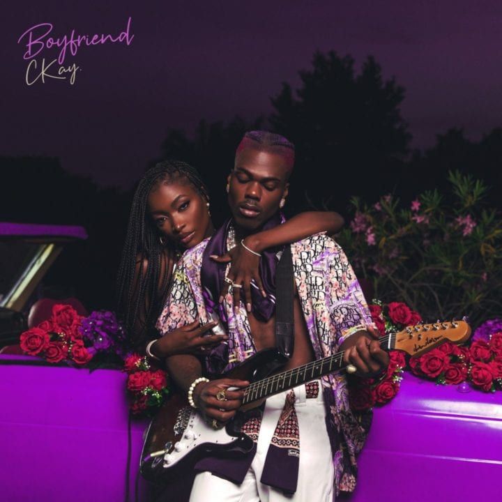 Ckay - Boyfriend (Album)
