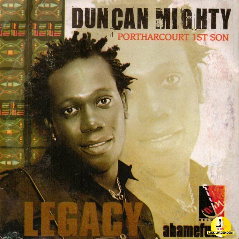 Duncan Mighty – Hand of Jesus