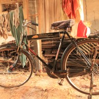 Bicycle in India, les vélos en Inde. Dossier Inde (3)
