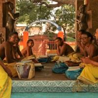 L'école pour les brahmanes en Inde (1)