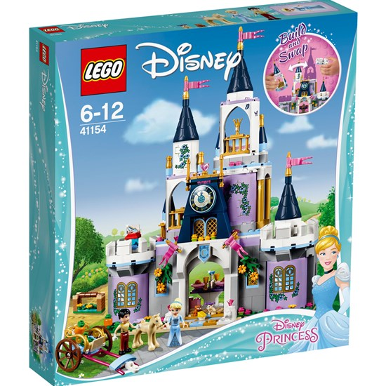LEGO Disney Princess Cinderella´s Dream Castle Image