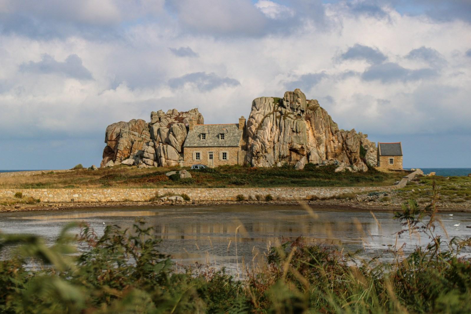 Quoi faire sur la côte de granit rose en Bretagne