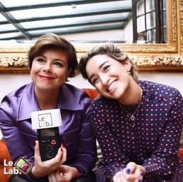 Invitées : Mounia Meddour & Shirine Boutella  Papiha (le film)