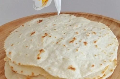 tortillas blé maison