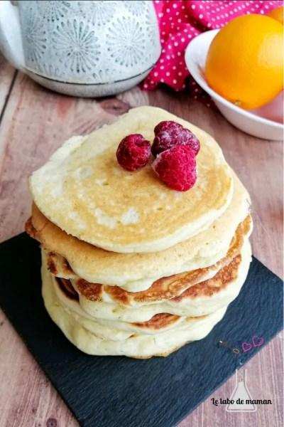 pancakes américains companion