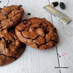 cookies tout chocolat companion