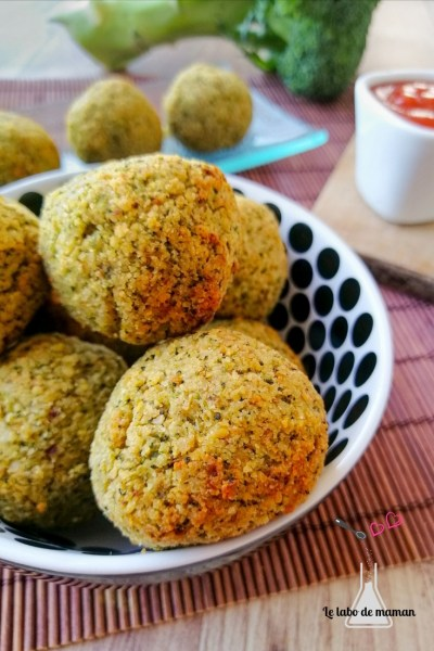 croquettes brocoli fromage