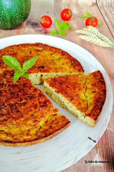 terrine courgettes