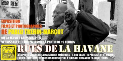 LA HAVANE : FANTOMES - EXPOSITION