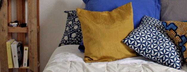 DIY - Meuble de chevet à partir d'une palette 2