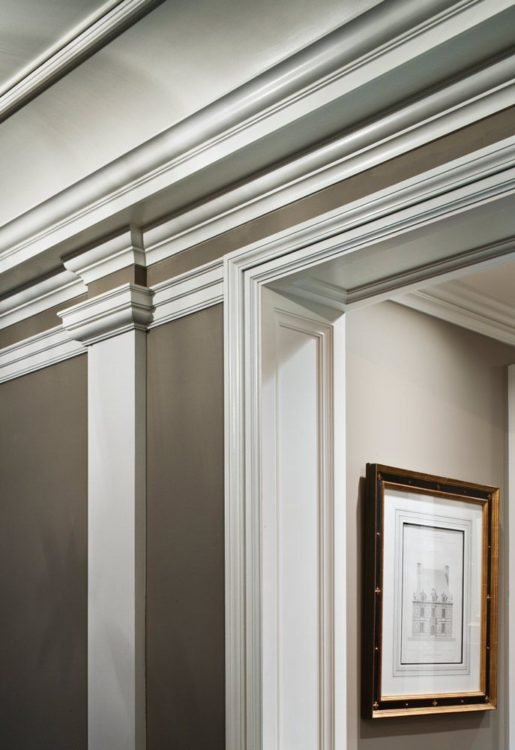 Add character to your home with crown molding