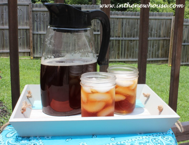 Summertime Sweet Tea