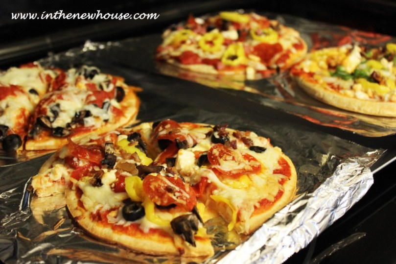 pizza bar pizzas