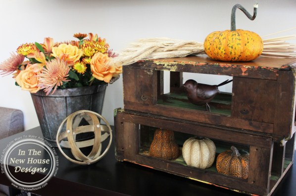 The Best Way To Bring Fall Into Your Home Is With Seasonal Flowers