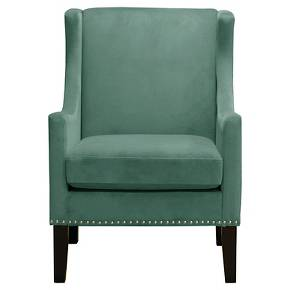 teal-wingback-chair
