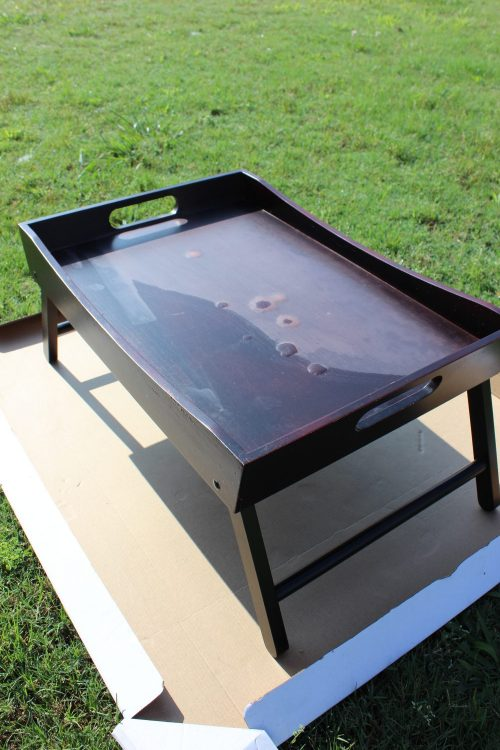You won't believe what this old tray was repurposed into!