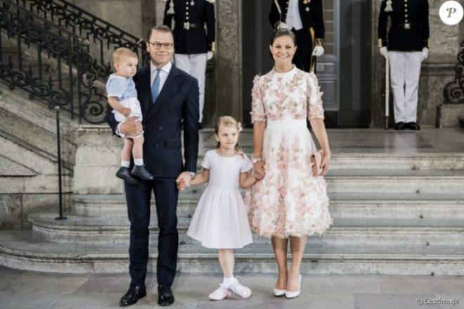 famille royale de Suède