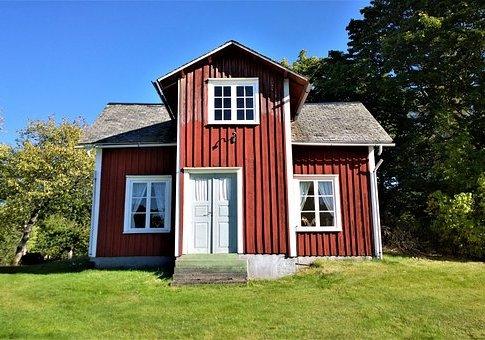 louer ou acheter une maison en Suède