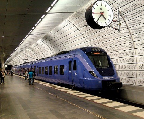 Les transports en commun à Stockhlom