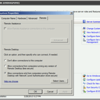 Remote Desktop Connection to Hyper-V Virtual Machine