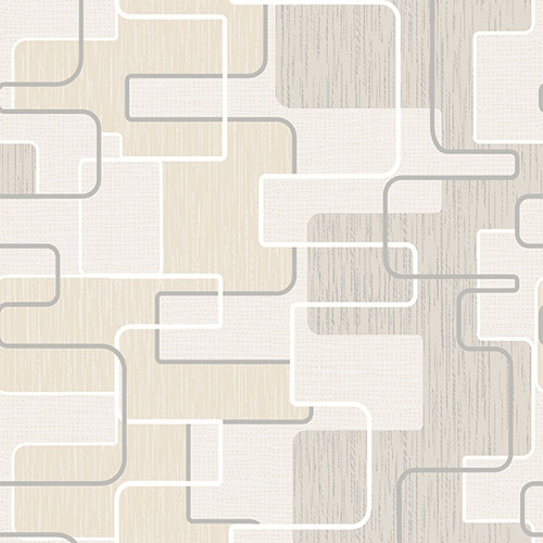 2686-001932 kitchen bed bath 4 balise geometric mid century modern wallpaper khaki