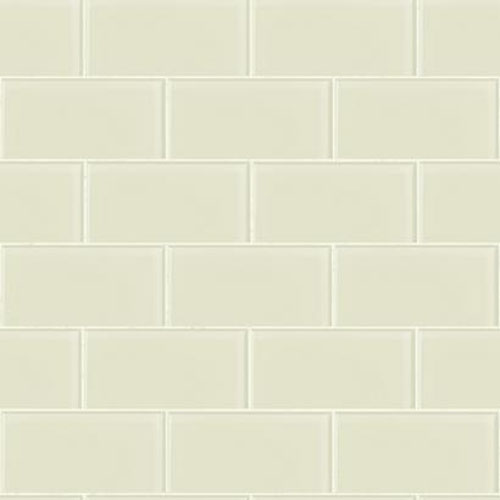 RK4464 urban chic grand central subway tile wallpaper pearl