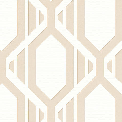 SH34548 shades graphic harlequin geometric wallpaper beige off white