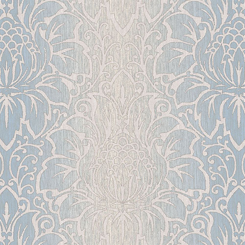 TX34820 texture style 2 ombre damask wallpaper blue beige