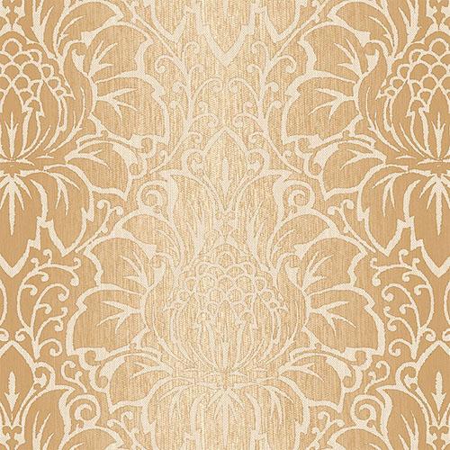 TX34821 texture style 2 ombre damask wallpaper tan