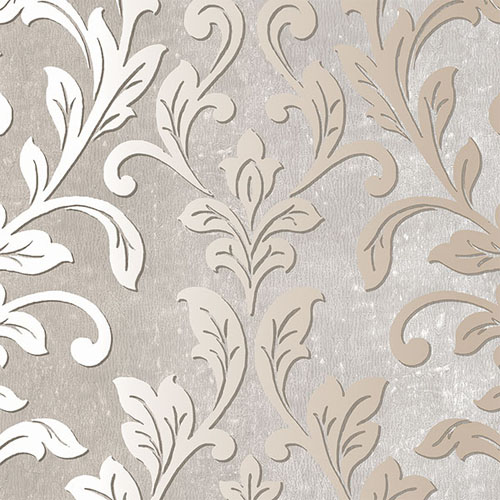 TX34844 texture style 2 contemporary ombre damask wallpaper taupe