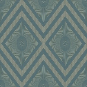 GA30602 gatsby harlequin wallpaper teal