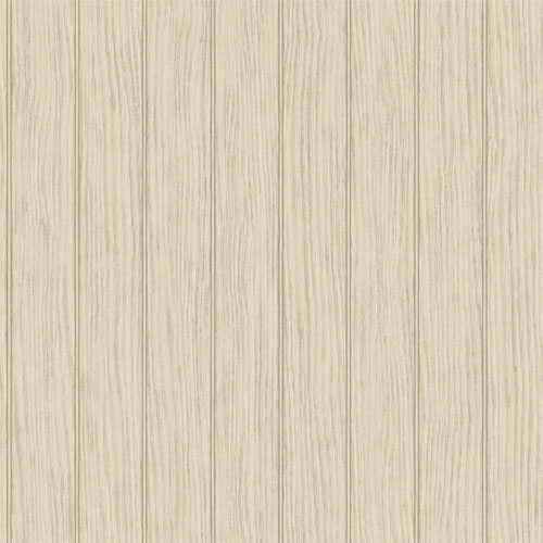 NY4945 Brothers and Sisters Volume 5 Bead Board Sure Strip Wallpaper Beige