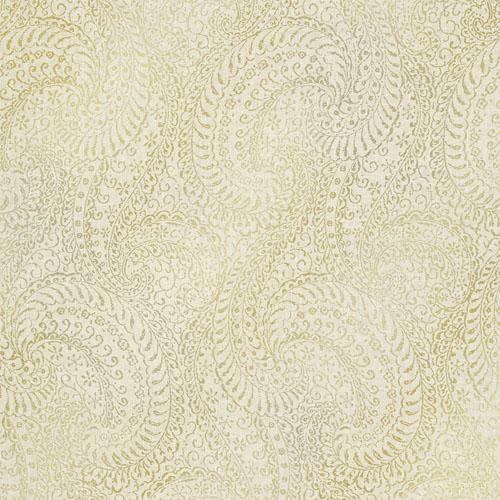 2618-21324 Alhambra Daraxa Paisley Wallpaper Beige