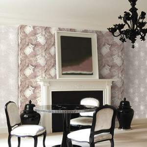 Seabrook Avant Garde Chadwick Profiles Wallpaper Roomset