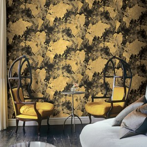 Seabrook Avant Garde Galileo Continents Wallpaper Roomset