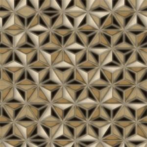 AV51410 Seabrook Avant Garde Einstein Geometric Wallpaper Gold