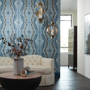 Antonina Vella Kashmir Kaleidoscope Wallpaper Roomset