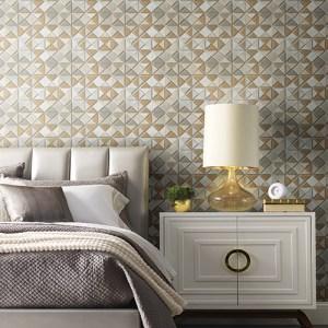 Dream On Mesmerize Wallpaper Roomset