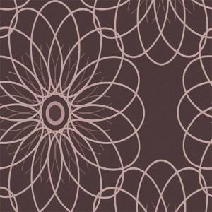 940224 Raffi My Home Ray Wallpaper Eggplant