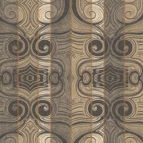 MW9160 Carey Lind Menswear Wave Length Sure Strip Wallpaper Slate