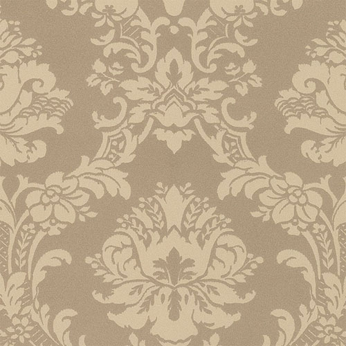 SL27541 Norwall Classic Silks 2 Traditional Wallpaper Taupe