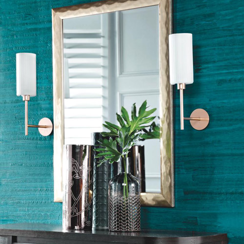 Ronald Redding Medley Lotus Wallpaper Roomset