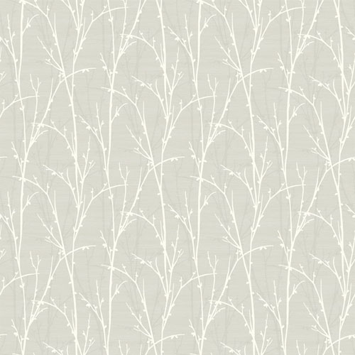 SH71505 New Hampton Wallpaper Gray