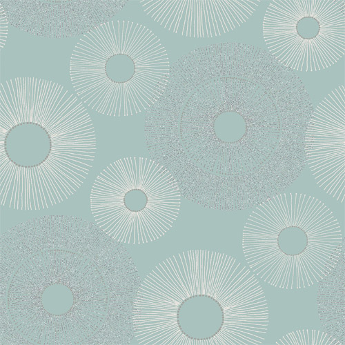 2671-22447 Brewster Kenneth James Azmaara Eternity Sparkle Wallpaper Blue