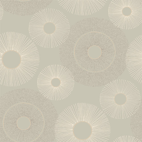 2671-22448 Brewster Kenneth James Azmaara Eternity Sparkle Wallpaper Taupe