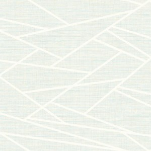 LG90102 Seabrook Wallcoverings Lugano Cecita Puzzle Wallpaper Aqua