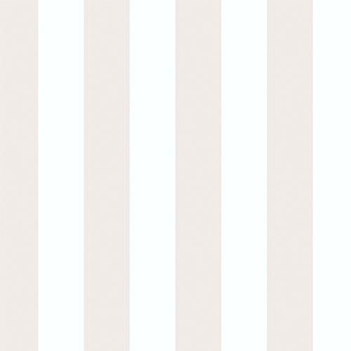 RG35703 Patton Wallcoverings Rose Garden 2 Classic Stripe Wallpaper Khaki